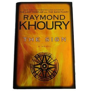 ☘️3/$30☘️ The Sign by Raymond Khoury